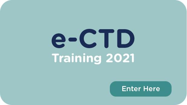 e-CTD Training 2021